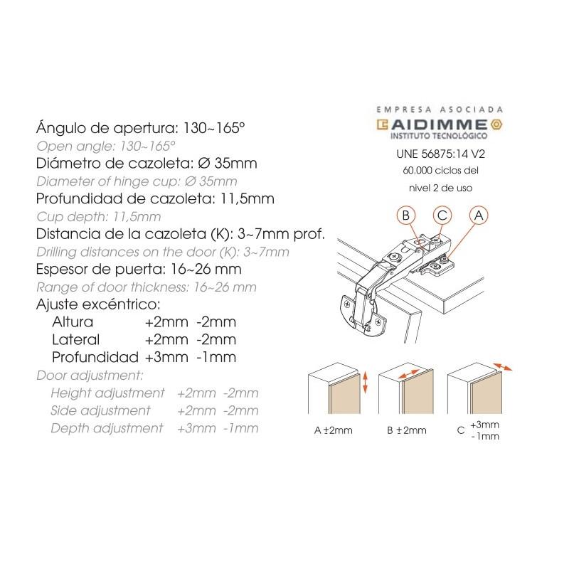 FRESA DE PERFIL EXTERIOR PARA FRESADORA