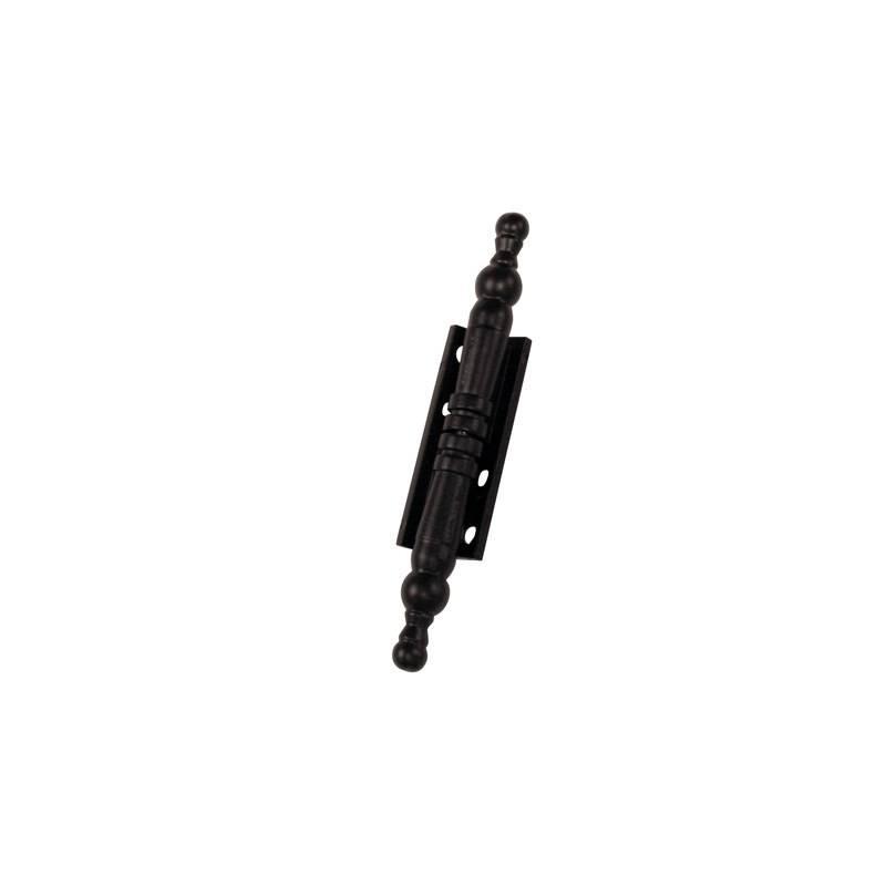 BISAGRA MUEBLE NEGRA 100*50mm
