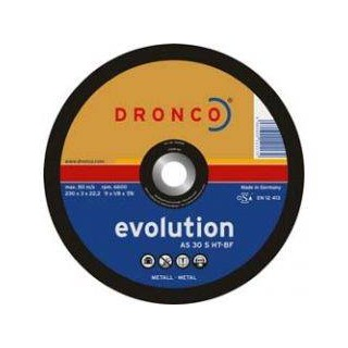 DISCO DE CORTE PARA METAL EVOLUTION 115*3*22,2