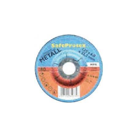 DISCO DESBASTE METAL 115*6,0*22,2