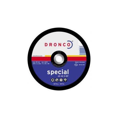 DISCO DE CORTE METAL 300*3.5*22.2 mm