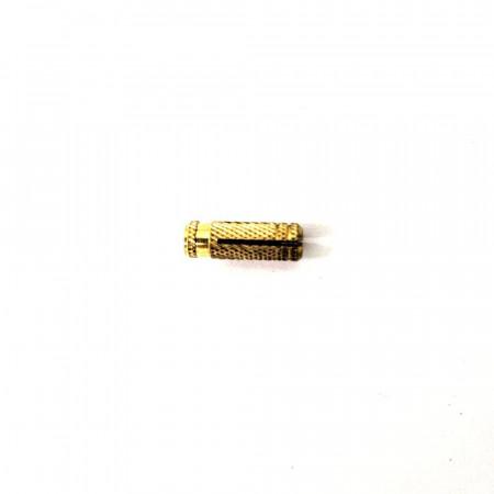 CAJA DE 100uds TACOS DE ANCLAJE METALICO POM4 5mm