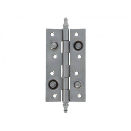 Bisagra de seguridad 150x80 mm CROMADO MATE