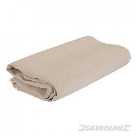 Lona de protección de fibra de algodón