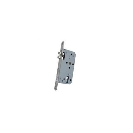 Cerradura embutir P5572S-ET Acero Inox-Zamak