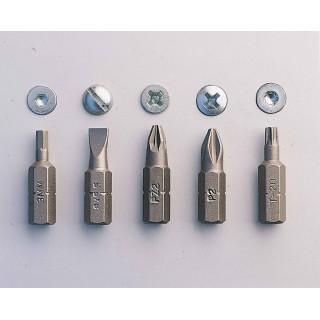 Destornilladores, puntas y accesorios