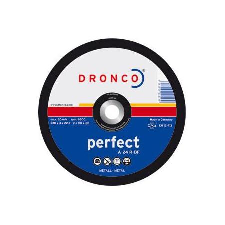 DISCO DE CORTE  METAL PERFECT. 230*3*22,23