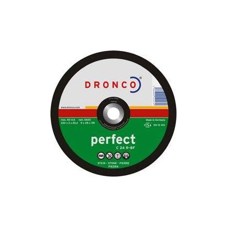 DISCO DE CORTE  PIEDRA PERFECT. 230*3*22,22