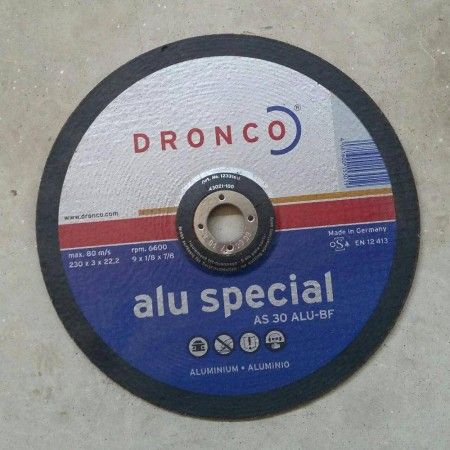 DISCO DE CORTE ACERO 230*3.0*22.2