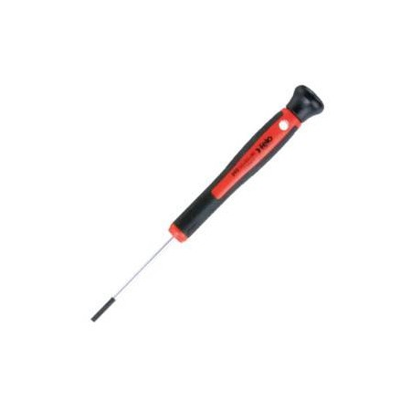 Destornillador precisión plano 2,5*0,4*60mm