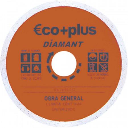DISCO DE DIAMANTE CONTINO 115*1,6*5*22,2 mm
