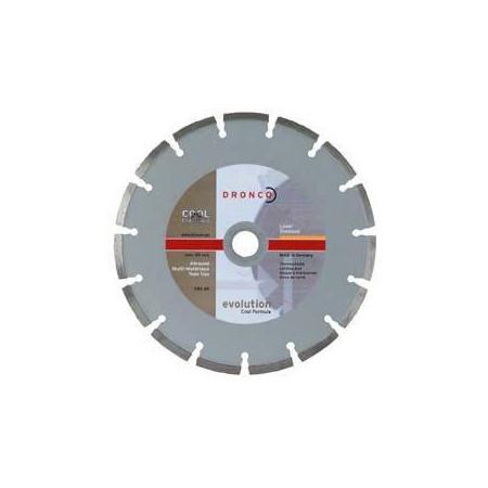 DISCO DE DIAMANTE PARA CORTE EN SECO 230*22,23mm