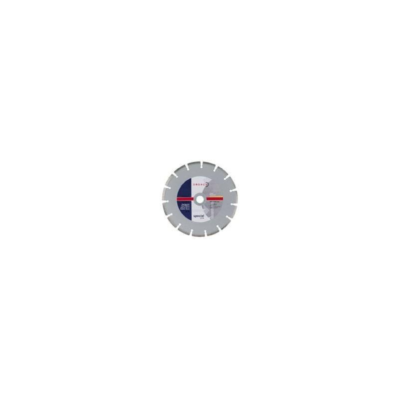 DISCO DE DIAMANTE SPECIAL LT36 230*22,23mm