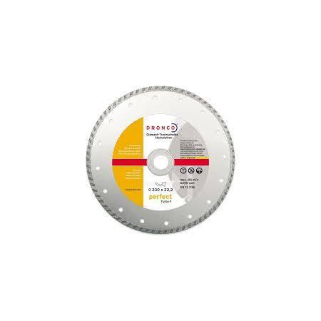 Disco diamante Turbo Perfect 115*22,2mm